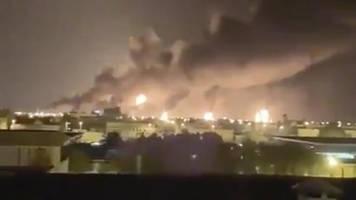 Drohnen-Angriff in Saudi-Arabien: Nach der Öl-Attacke droht Europa der Inflations-Hammer