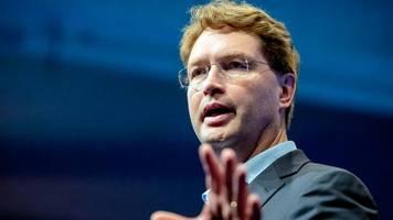Branchenverband: Daimler-CEO Källenius ist neuer VDA-Vizepräsident