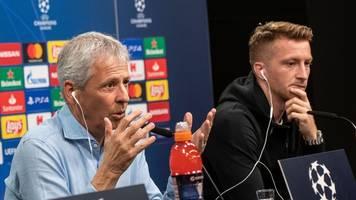 champions league - reifeprüfung gleich im ersten akt: bvb will barça wehtun
