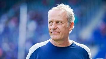 Freiburg-Sieg gegen Hoffenheim - SC-Coach Streich bleibt bescheiden: Heute ist es einfach