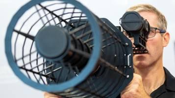 Polizei in NRW rüstet zur Drohnenabwehr auf