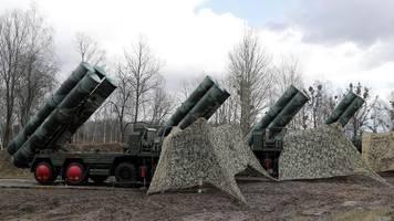 Arktis: Russland stationiert moderne Luftabwehrraketen im hohen Norden
