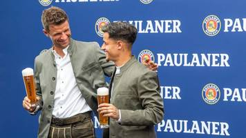 Bayern-Star Coutinho: München familiärer als Liverpool