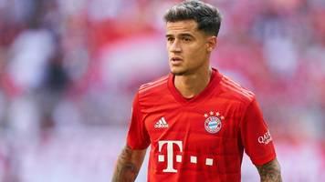 Coutinho: Das ist beim FC Bayern anders als bei Jürgen Klopp