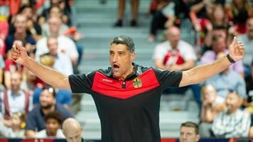 em in belgien - volleyballer wollen ersten sieg: spiel ins rollen bringen