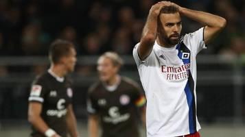 2. Liga: HSV verliert heißes Derby – bittere Pleite beim FC St. Pauli
