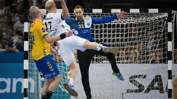 THW Kiel startet mit Remis gegen KS Vive Kielce in die Champions League