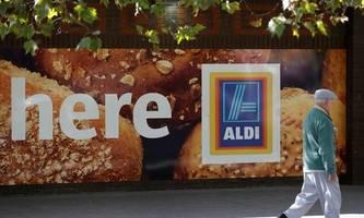 Aldi kündigt 100 neue Filialen in Großbritannien an