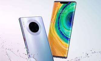 Huawei Mate 30: Das ist vom Topmodell der Chinesen zu errwarten