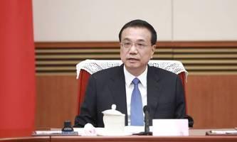 Wachstum von sechs Prozent sei laut Chinas Premier sehr schwer erreichbar
