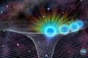 Plötzlicher Helligkeitsausbruch - Schwarzes Loch im Herzen der Milchstraße scheint gefräßiger zu werden