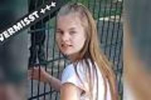 Polizei bittet um Hinweise - Seit fast zwei Wochen vermisst: Mareike (14) wollte zur Schule gehen - kam aber nie an