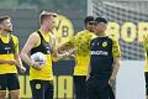Live-Ticker zur PK - BVB: Pressekonferenz mit Favre vor Champions-League-Kracher gegen FC Barcelona