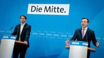 CDU-Spitze beschließt Konzept zum Klimaschutz