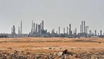 Angriff auf Ölanlagen: Saudi-Arabien schaltet internationale Ermittler ein