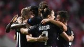 Champions League: RB Leipzig glückt Start in die Gruppenphase
