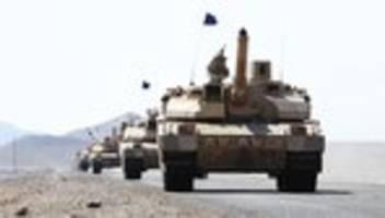 Saudi-Arabien: Wo Krieg geführt wird, gehören keine deutschen Waffen hin