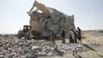 Rüstungsexporte: Angela Merkel hält an Exportstopp für Waffen nach Saudi-Arabien fest