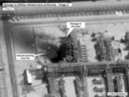 Mindestens 20 Drohnen und 12 Raketen bei Angriff im Einsatz