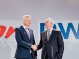 EU-Kommission erlaubt Deal zwischen RWE und Eon