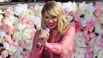 Taylor Swift: 2020 kommt sie mit Lover nach Deutschland
