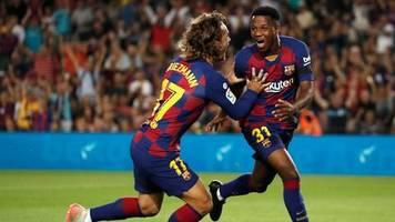 Ansu Fati: Barcelonas neues Wunderkind: Zaubert der 16-Jährige auch beim BVB?