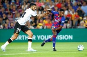 Champions League: Ansu Fati – ein 16-Jähriger verzaubert Barcelona