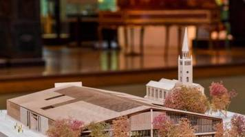 «Scheune»: Museum der Moderne soll Lücke in Berlin schließen