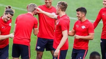 Champions League: RB Leipzig will bei Benfica auf der großen Bühne glänzen