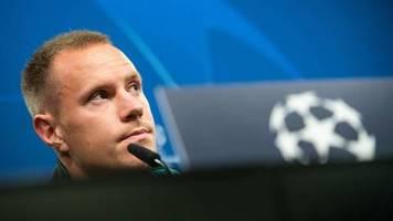 Torwart- Zwist: Ter Stegen legt gegen Neuer nach - und kritisiert indirekt den Bundestrainer