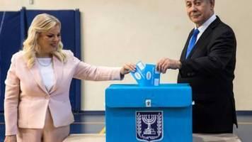 Parlamentswahl in Israel begonnen