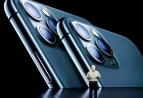 apple: iphone: wie sie beim kauf sparen – und wer das 11er braucht