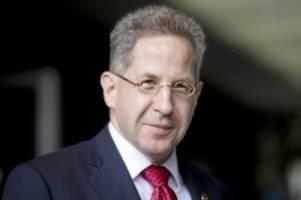 """cdu-politiker: maaßen flucht auf ard, zdf und co.: """"zu fett, zu borniert"""""""