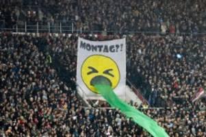 Fußball: Fans ziehen nach Hamburger Stadt-Derby friedlich ab
