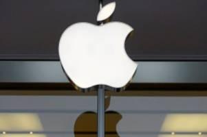 Gericht: Die EU gegen Apple: Es geht um 13 Milliarden Euro an Steuern