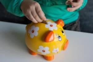 Giro- und Festgeldkonten: Auch Kinder kassieren Zinsen