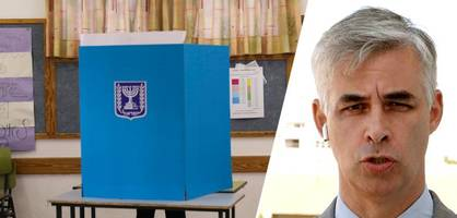 Kopf-an-Kopf-Rennen zwischen Netanjahu und Gantz erwartet