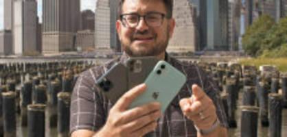 meinung der tester: «das iphone, das die meisten kaufen sollten»