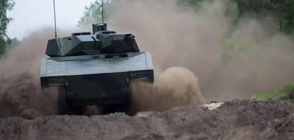 Rheinmetall winkt neuer Mega-Panzerauftrag in Australien