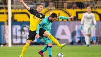 Nationalkeeper ter Stegen verhindert BVB-Coup gegen Barça