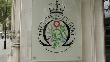 oberstes gericht in london: supreme court beginnt anhörung zur parlamentszwangspause