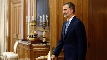 Spanien: König Felipe VI. versucht politische Blockade zu beenden