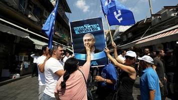 wahl in israel: netanjahu gegen gantz – wahlbeteiligung steigt