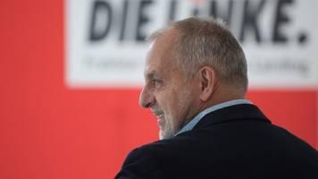 Gebhardt bleibt Linke-Fraktionschef