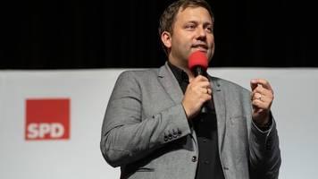 Keine Favoriten bei SPD-Vorsitz: Roth: positive Stimmung