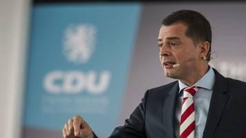 Mohring: Umfrage-Ergebnis zeigt Spaltung in Thüringen