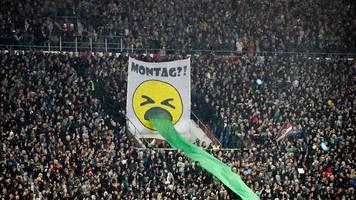 Fans ziehen nach Hamburger Stadt-Derby friedlich ab