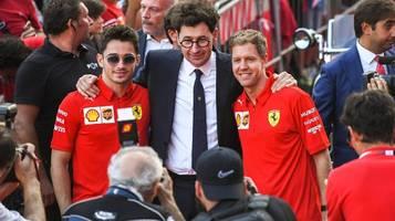 Formel-1-Fahrer in der Krise: Aus bei Ferrari? Spekulationen um Zukunft von Sebastian Vettel