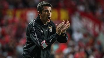 Gesperrter Benfica-Trainer Bruno Lage schwärmt von RB Leipzig