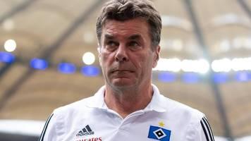 Hamburger Derby: HSV-Trainer Hecking wütet: Dann bringt der ganze Videobeweis nichts